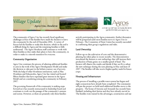 Agros_Uno_Village_Update_Autumn_2006finished.pdf (PDF)