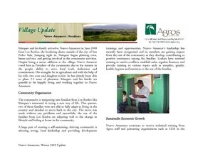 Nuevo Amanecer Winter 2009 (PDF)