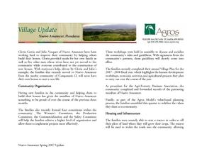 Spring_2007_Village_Update_NuevoAmanecer_Honduras.pdf (PDF)