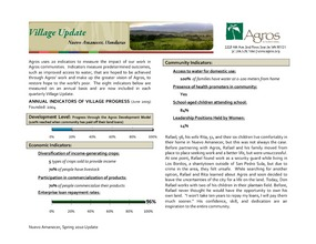 Nuevo Amanecer Spring 2010 Update  (PDF)