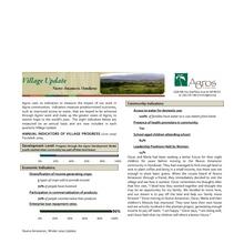 Nuevo Amanecer Winter 2010 Update (PDF)