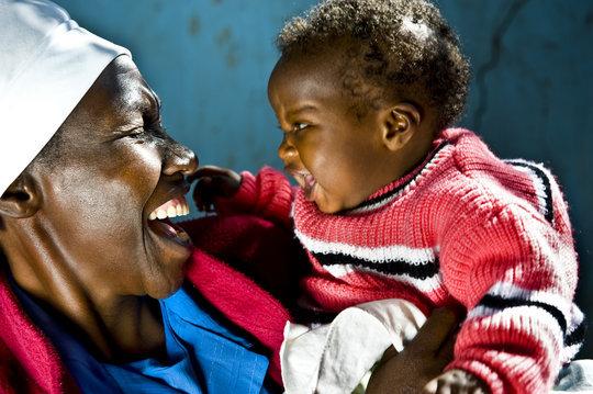 Photo: mothers2mothers, an MMC recipient