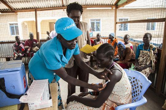 Photo: United States Fund for UNICEF