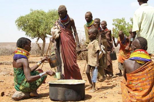 Kenyans4Kenya Famine Relief
