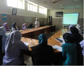 Midwives Eclampsia Training
