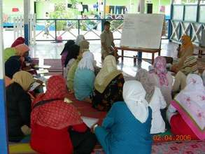 Business Management Training for Mothers