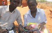 Saving newborn lives in Kenya