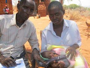 Saving newborn lives in Kenya