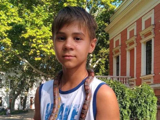 Ivan in summer 2019