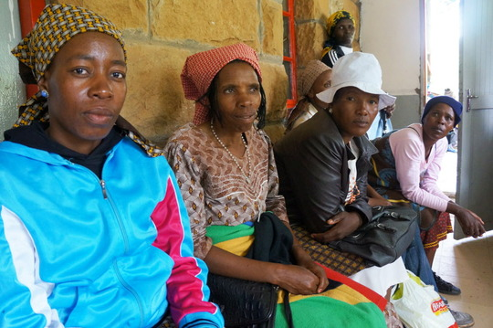 Maternal Health Workers