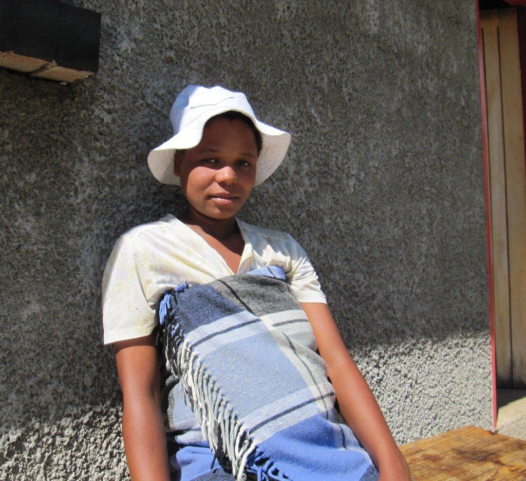 Malebohang Setona, enrolled in MMRP program