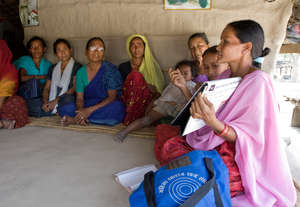 Training and Supplies for Health Workers in Nepal