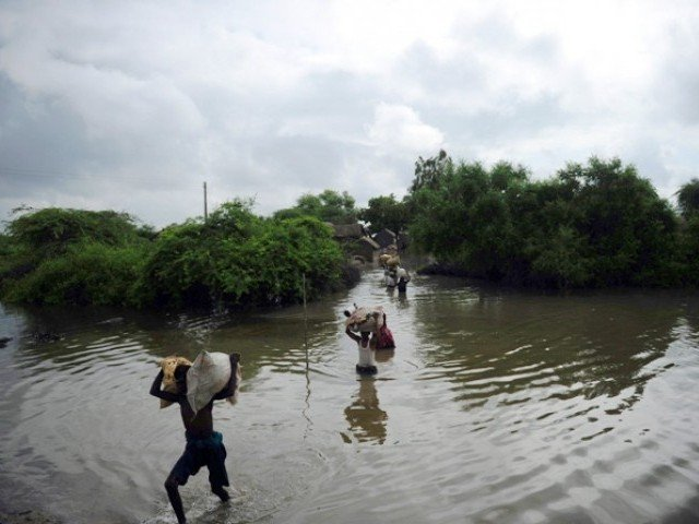 Medical aid for 15,000 recent Sindh Floods Victims