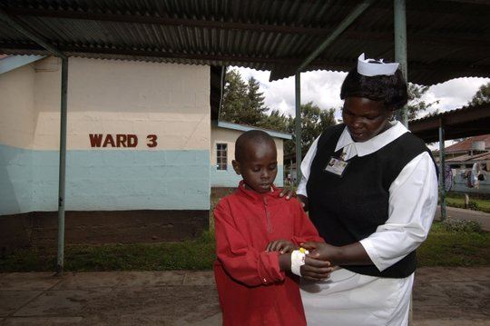 Clinical Officer in South Sudan - Grace