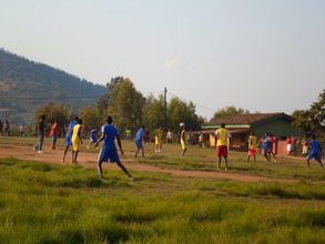 Village Young People in Tournament