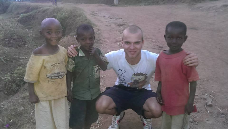 International Participant with Kids