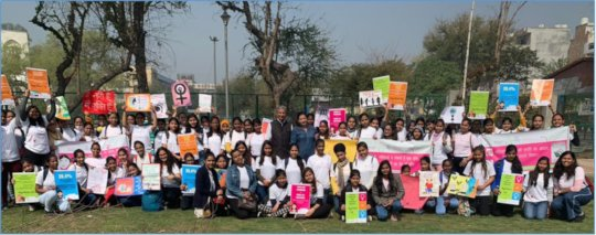 Campaign on Women Empowerment