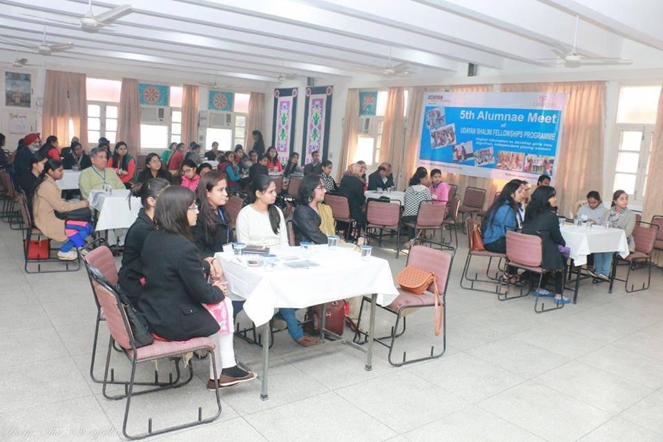 Alumnae Meet
