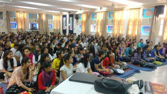 Time management workshop by Sapna