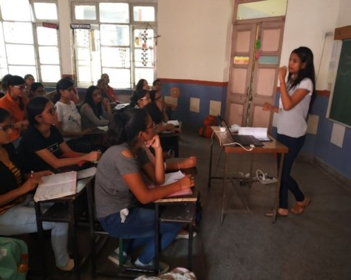 Initiative and Enterprising by Dimpika