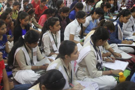 Fellows during Quarterly Workshop