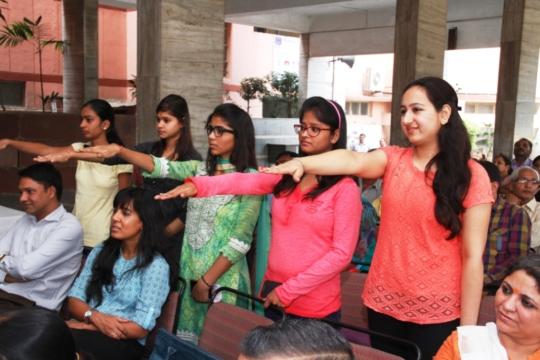Induction - Delhi