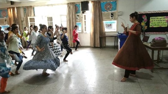 Kathak Dance by Pratibha
