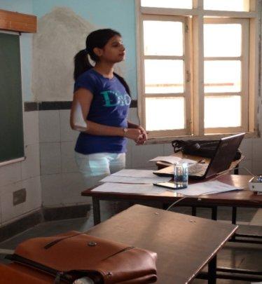 Employability workshop: Email writing by Dimpika