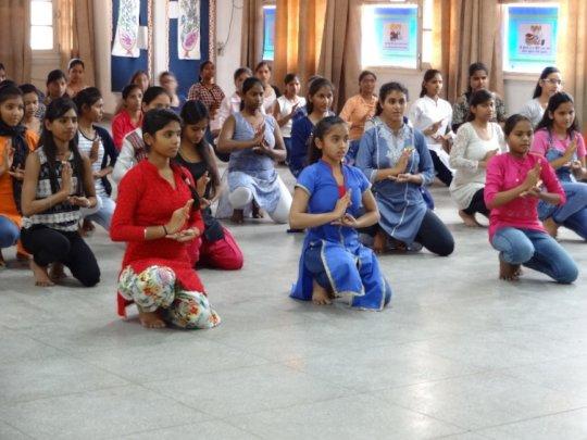 Kathak Session by Pratibha