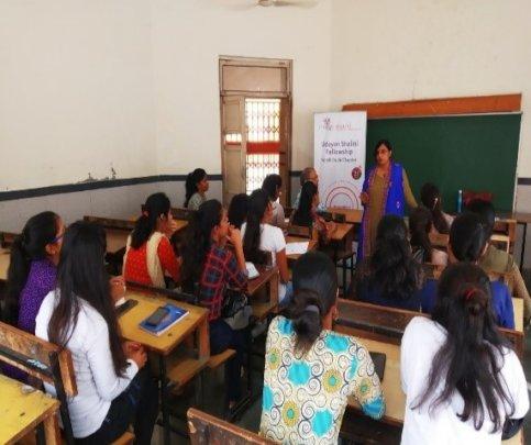 Mentorship Training by Garima