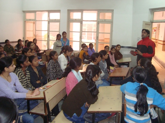 Small Group Workshop on Life Skills - pic1