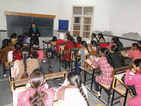 Small Group Workshop on Life Skills - pic2