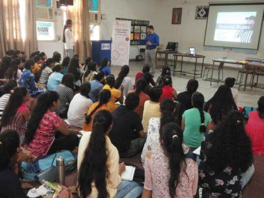 Workshop on communication