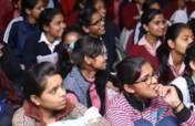 Empower 50 needy girls in India through education.