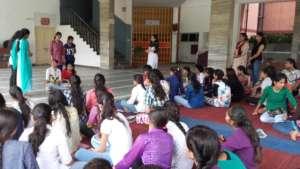 Workshop on assertiveness