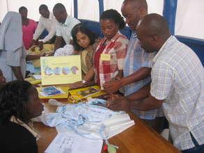 Helping Babies Breathe in Uganda