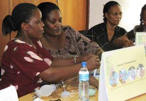 Helping Babies Breathe in Tanzania