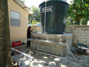 Clean water in schools