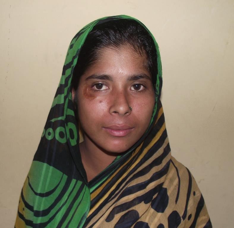 Firoza, HOPE Fistula Patient