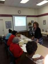 Mid-South Food Bank Common Cents Class