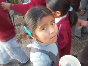 Give 100 kids hope for a better future in La Paz.