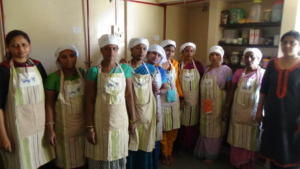 First batch of students- Home Chef