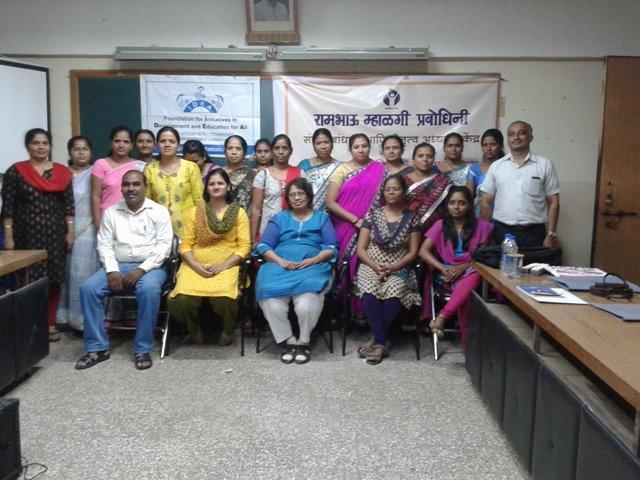 EDP Participants with IDEA Staff