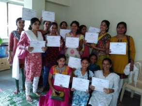 Bunch of Trained Beauticians