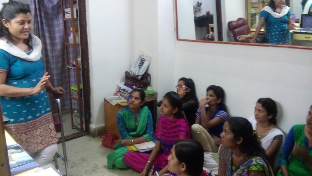 A gender awareness program in process
