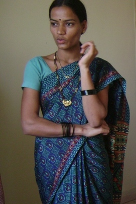Rekha before