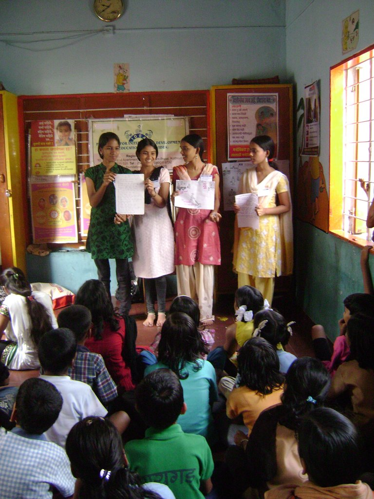 Engage&Empower girls & boys for Girl Effect-India