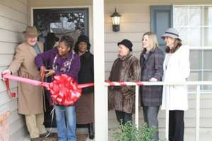 Save Up Participant Purchases First Home