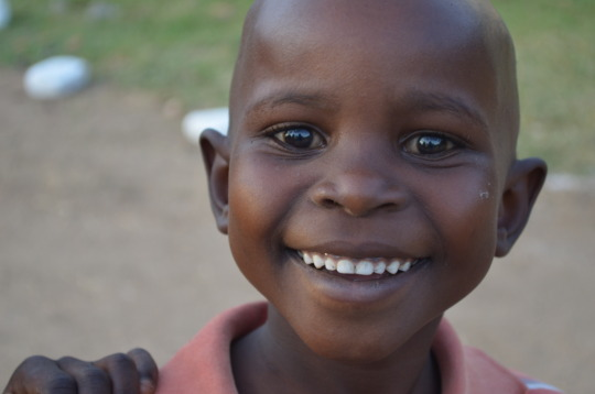 Sustainable Food Project for Children in Kenya