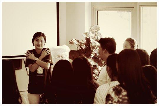 2014 TALENT Fall Volunteer Training 7